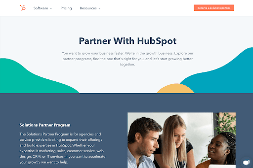 Channel marketing for SaaS companies HubSpot example-min-1