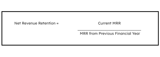 NRR SaaS metrics for churn