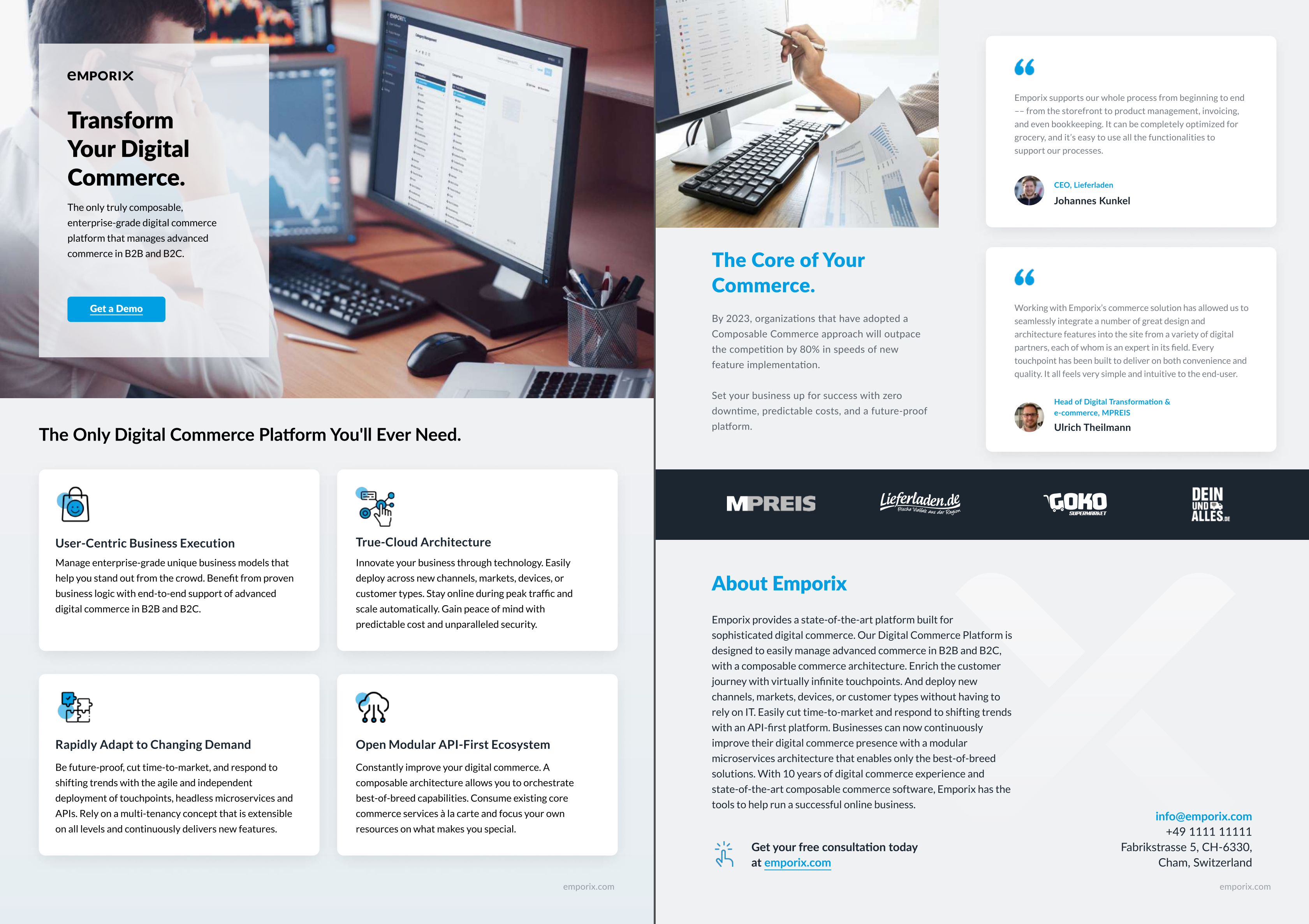 one-pager-examples