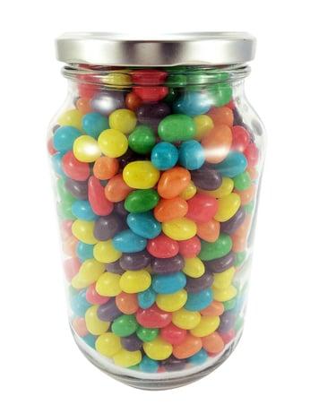 saas seo jelly bean - mess