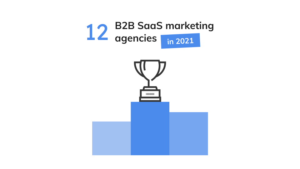 top b2b saas marketing agencies