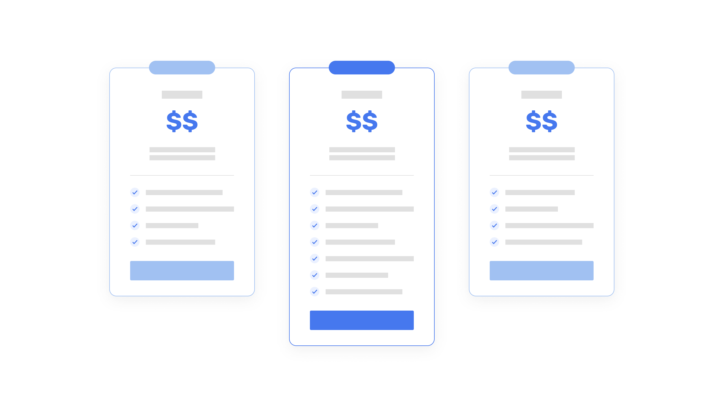 best saas pricing page