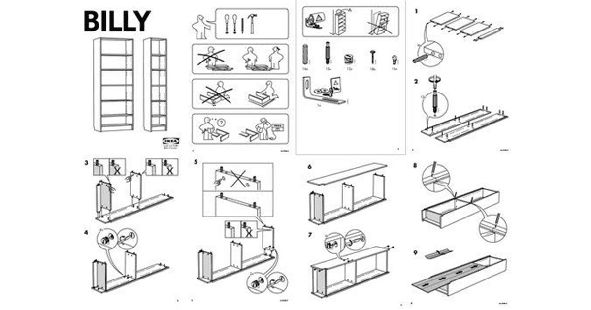 instructions-IKEA