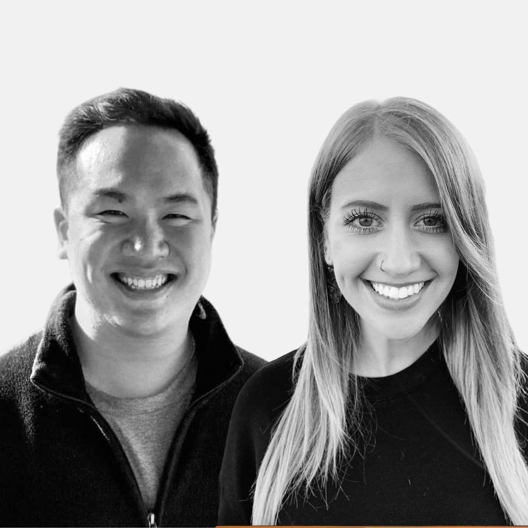 Alex Chua and Jordan Stokes